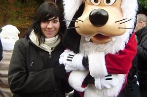 Moi à Disney !!!!