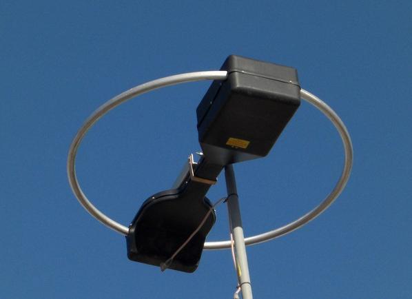 La petite antenne en boucle
