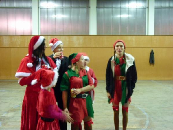 Apéro de Noël 2016