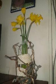 Vase du printemps