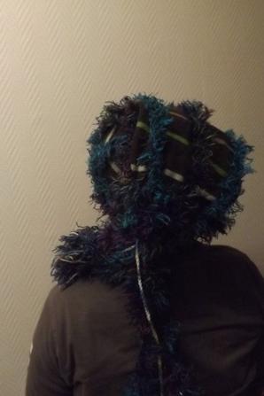 Bonnet rigolo
