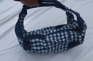 Sac à main - chemise à max- CLARA T