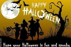 Un super Halloween à tous