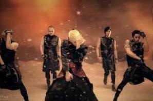 JUNSU(준수)_XIA(시아)_TARANTALLEGRA(타란탈레그라) (Images du Clip Vidéo )