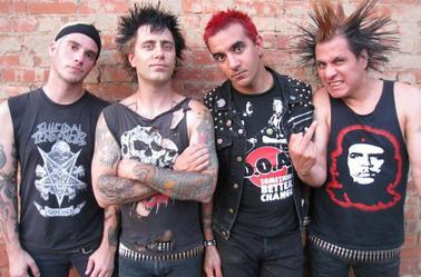 La base du Punk !!!! :p