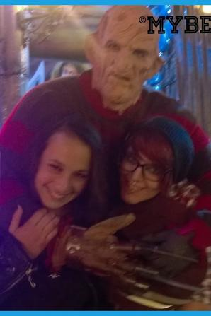 Plant a trois avec Freddy *^* <3