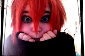 Voilà des photo de moi avec le maquillage en plus xD des avis ?