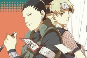 Shikamaru et Temari