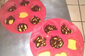 ↕ Muffins orange chocolat ↕