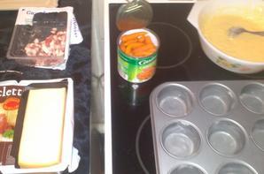 Cakes salés Fantaisie