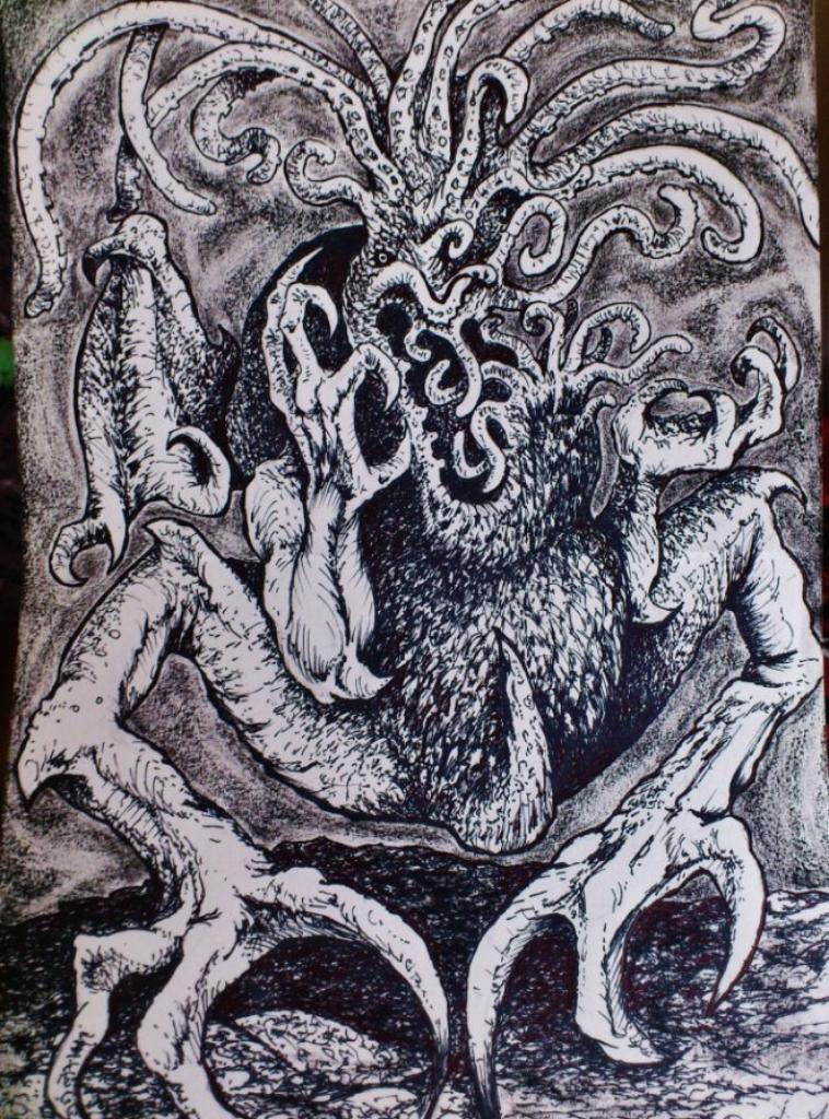 cthulhu brothers.