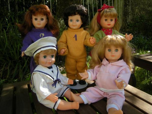 Emilie, Michel, Marie-Françoise, Jean-Michel, ils sont tous là.