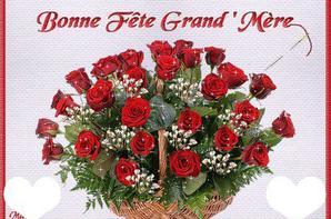 *** Bonne Fête Mamie... ***