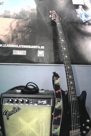 Session , music  et tout le reste du quotidien