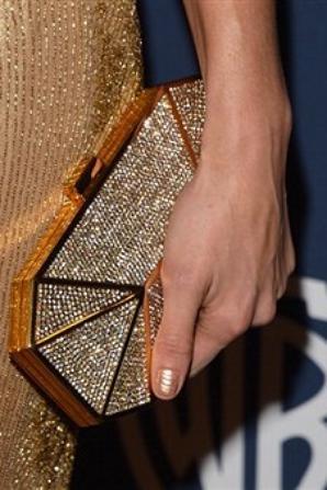 Amanda Righetti s'est rendue à la soirée qui suivait la cérémonie des Golden Globes