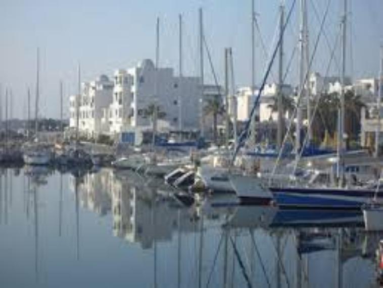 Port Le MARINA Monastir