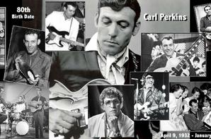 Carl Lee Perkins Live In Paris 1981 Medley Rock and Roll Songs ... Fabul...  CARL PERKINS ROCK N ROLL