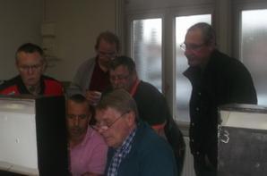Un jugement avant les concours avec le canari club noyellois