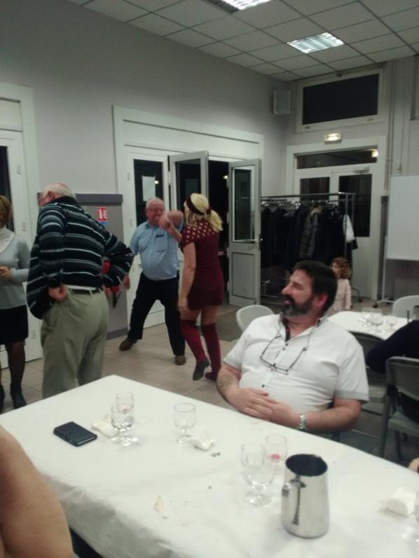 soirée couscous pendant le concours de Noyelles sous Lens