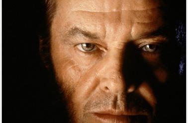 WOLF  Avec : Jack Nicholson, Michelle Pfeiffer,