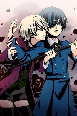 Ciel et Alois