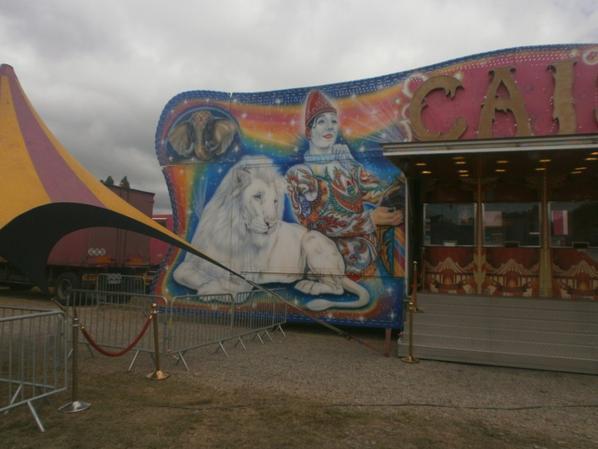 cirque MEDRANO ( la caisse )
