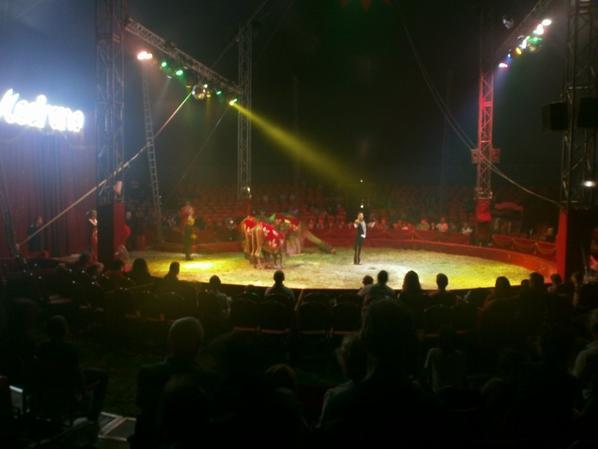 Cirque MEDRANO ( les Exotiques)