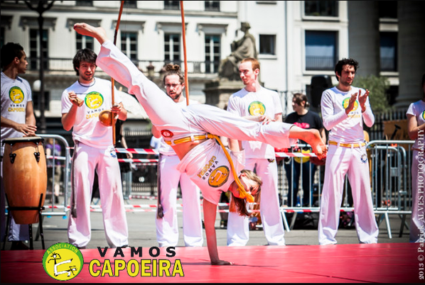 Girls / Capoeira <3