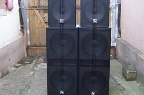 electro voice tour x 3000w