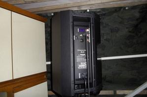systeme EV 2 zlx 112 p + 1 sub elx 118 p