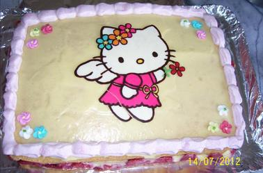 fee clochette & hello kitty !!!