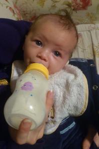 mon fils a 1 mois