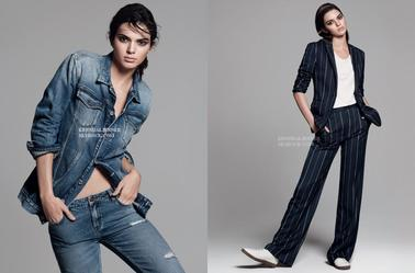 Kendall Jenner pour Mango printemps-été 2016 : collection Tribal Spirit