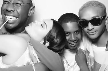 25/06/17- Kendall à l'anniversaire de Khloé
