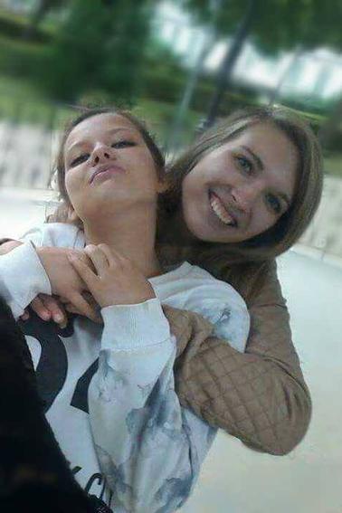 Ma meilleure amie, mont tout, ma vie♥
