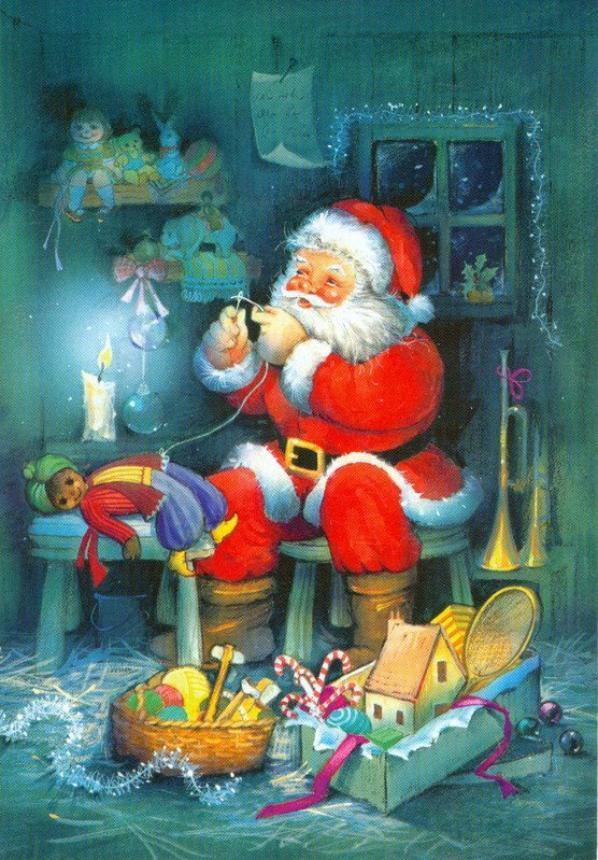Bientot Noel ,La naissance de Jesus