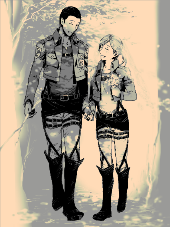 Hannah x Franz
