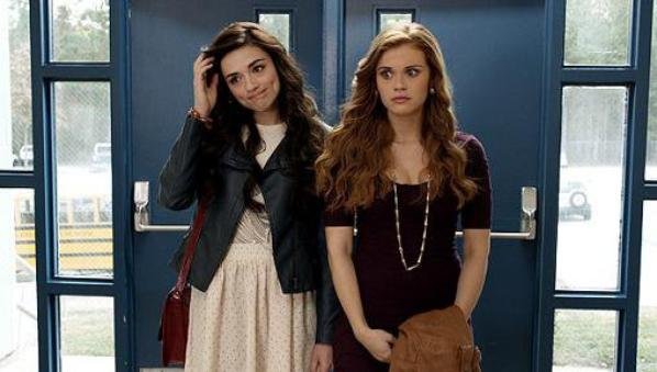 Allison et Lydia