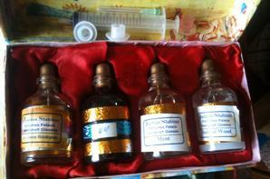 Le parfum dans l'Egypte ancienne