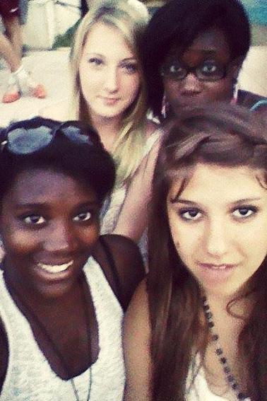 Journée à Barcelone avec les copines! †