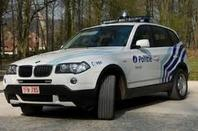 bmw banaliser,police de la route , police local