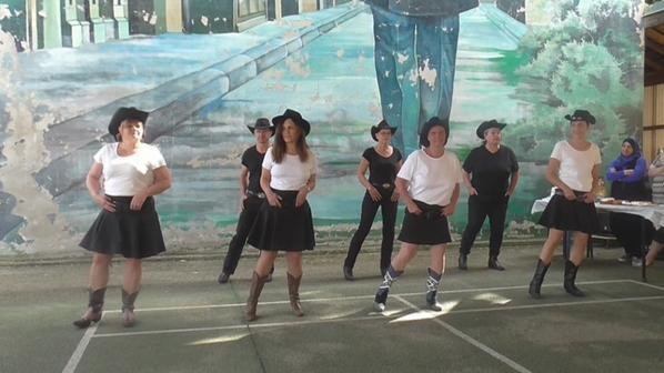 Démo Free Dancers à l'Ecole Jacques Prevert Thionville 2018