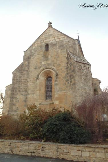 Eglise de Chenay