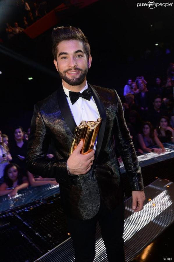 Kendji au NRJ Music Awards 2014