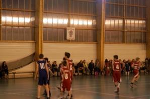 Match de rentrée des benjamins contre Francheville