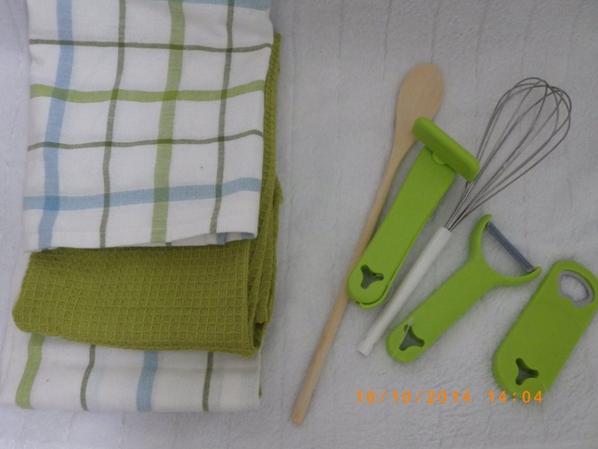 cuisine vert anis