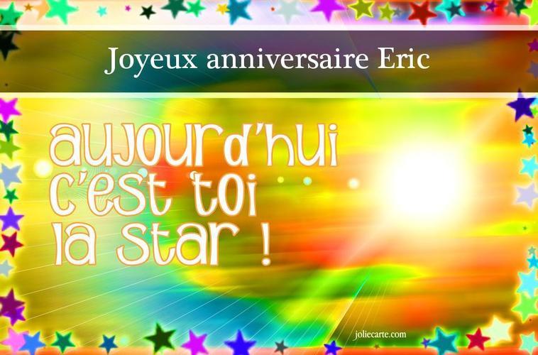Joyeux Anniversaire Eric Bisous Si Tu Mets Ceux Qui Brassent De L