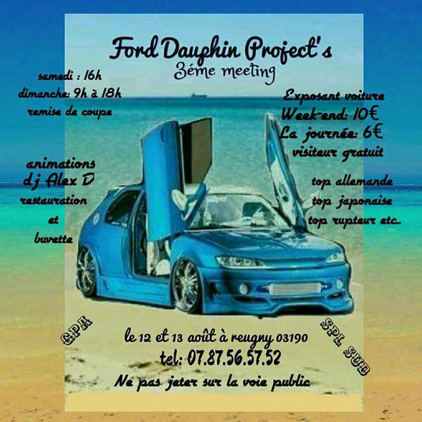 3e meting ford dauphin projects