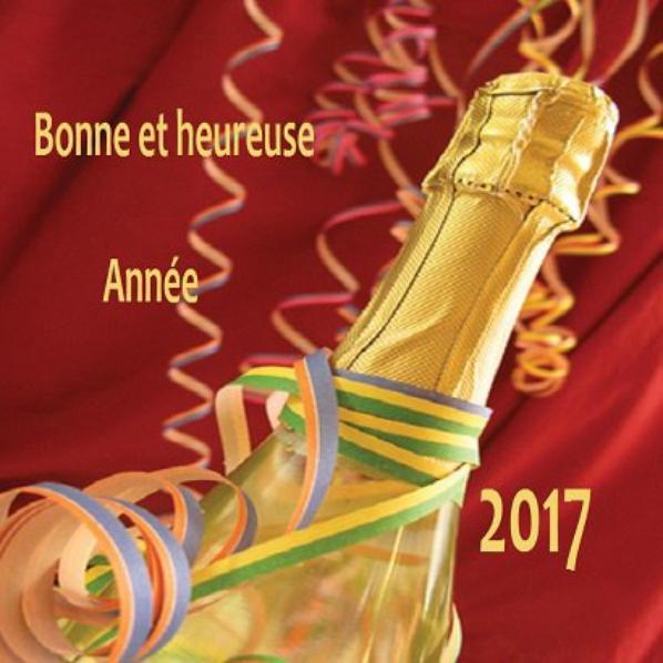 BONNE ANNEES 2017