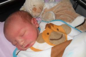 Notre deuxieme bébé Ayssan
